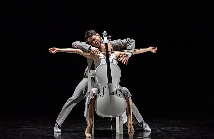 Epitaf   (Pražský komorní balet)