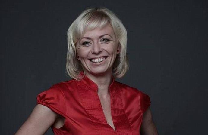 Ladislava Jandová, ředitelka Pražského komorního baletu