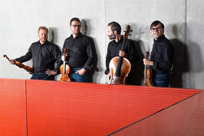 Petr Holman - Zemlinského kvarteto