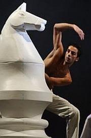 Komponovaný večer moderních choreografií