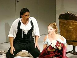 Le nozze di Figaro (Adam Plachetka, Kateřina Kněžíková)