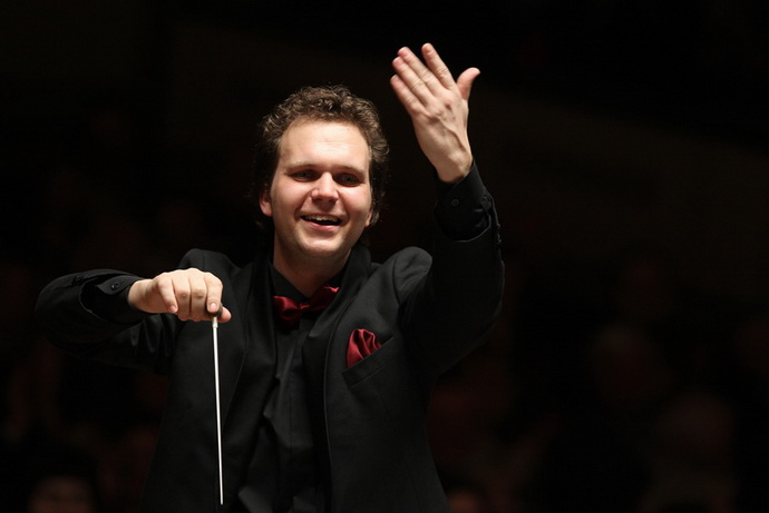 Dirigent Tomáš Brauner