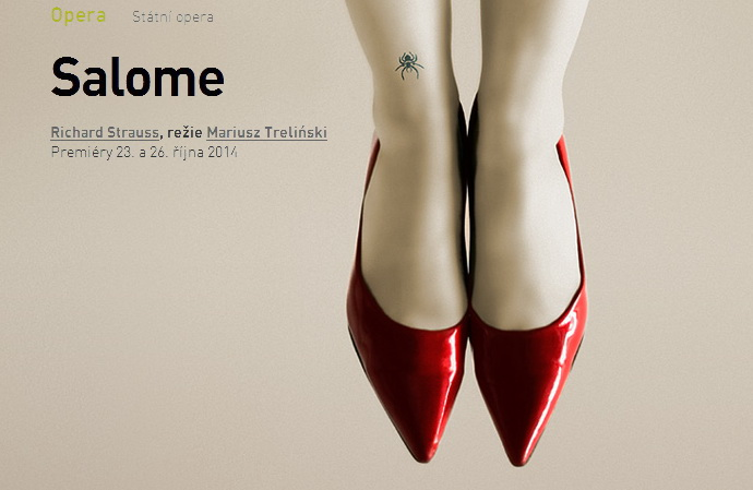 Opera Salome (vizu�l ND)