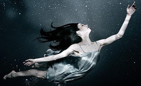 Malá mořská víla (Foto: Martin Stranka)