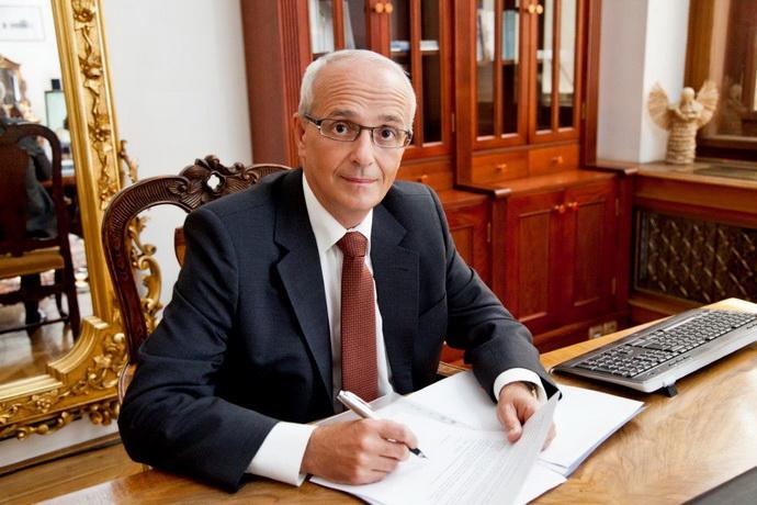 Ředitel Národního divadla MgA. Jan Burian