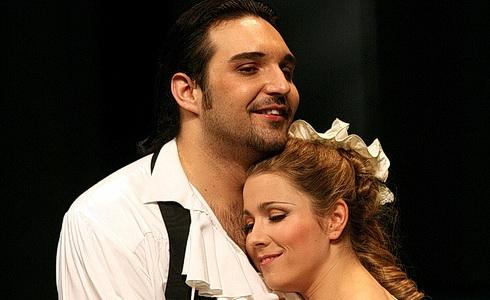 Figarova svatba  (Adam Plachetka a Kateřina Kněžíková)