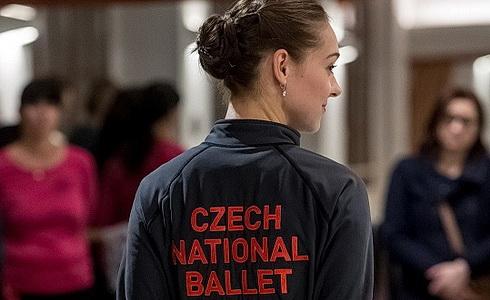 Noc divadel s Baletem Národního divadla