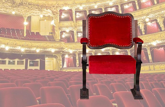 Křeslo do opery