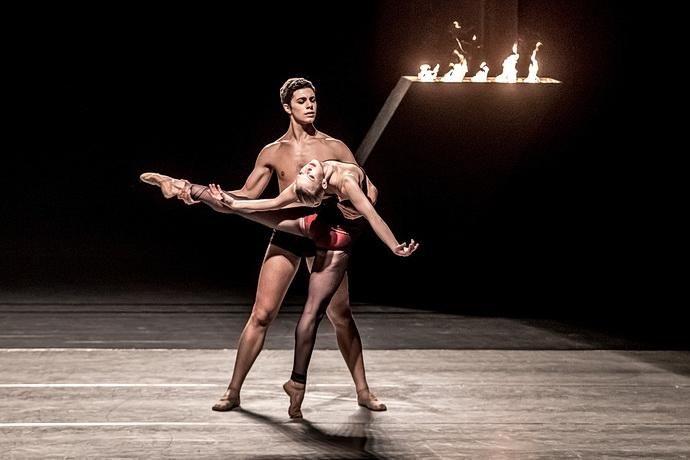 Danilo LoMonaco a Kristina Kornová (Bella Figura)