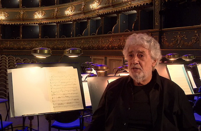 Plácido Domingo ve Stavovském divadle