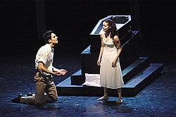 Romeo a Julie (Matěj Urban, Ivana Mikešová)
