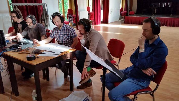Martin Chodúr dokončil nahrávání Vánočního alba