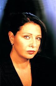 Sólistka Jitka Svobodová