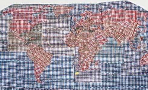 Dan Halter, Rifugiato Mappa del Mondo 2011