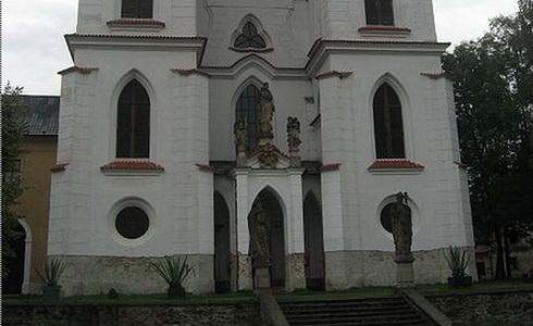 Kostel Narození panny Marie v Želivu
