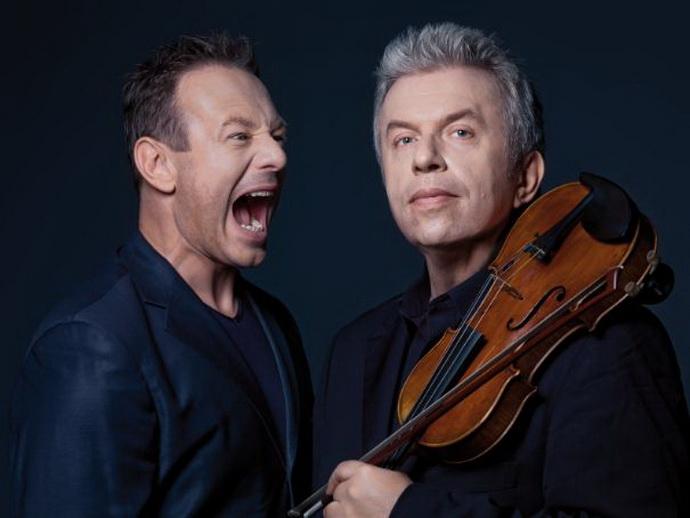 Vivaldianno - Jaroslav Svěcený a Michal Dvořák