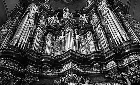 Varhany u sv. Jakuba