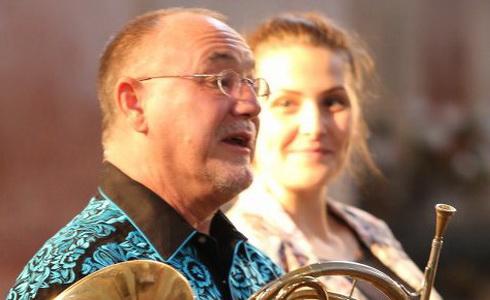 Americk� hornista a skladatel Kerry Turner