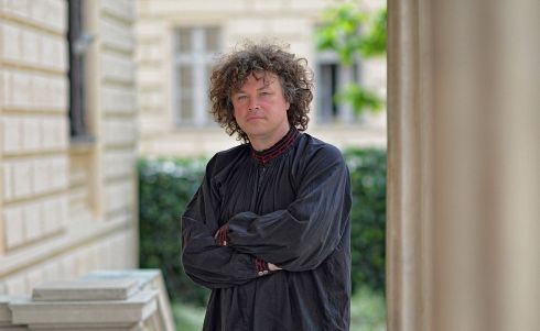 Dirigent Roman Válek
