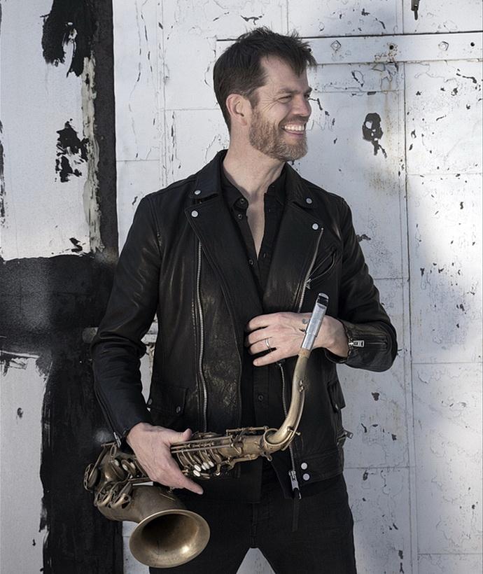 Saxofonista Donny McCaslin