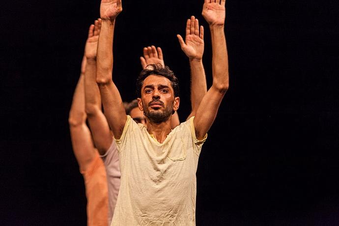 Mithkal Alzghair  (Foto: Dajana Lothert)