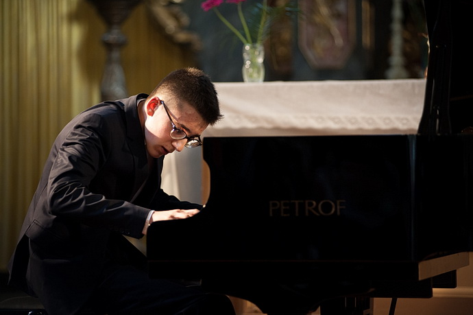 Festivalový koncert v kostele sv. Jiří a Martina