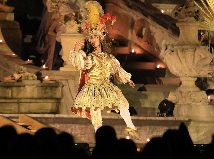 Venuše a živly: Hudba a tanec doby Krále Slunce
