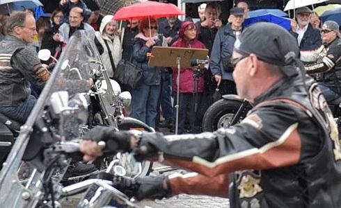 Harley Davidson – Zürich  (Zdroj: Steffi Weismann)