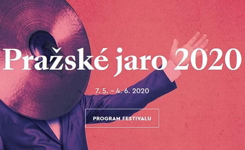 Pražské jaro 2020 (Vizuál)