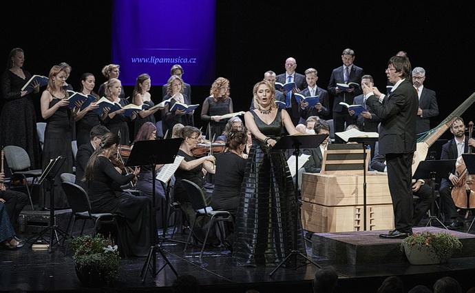 MHF Lípa Musica odstartoval Mesiášem