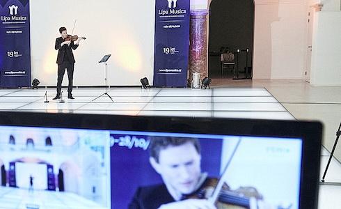 MHF Lípa Musica: Sólo pro Josefa Špačka