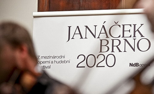 Festival Janáček Brno 2020