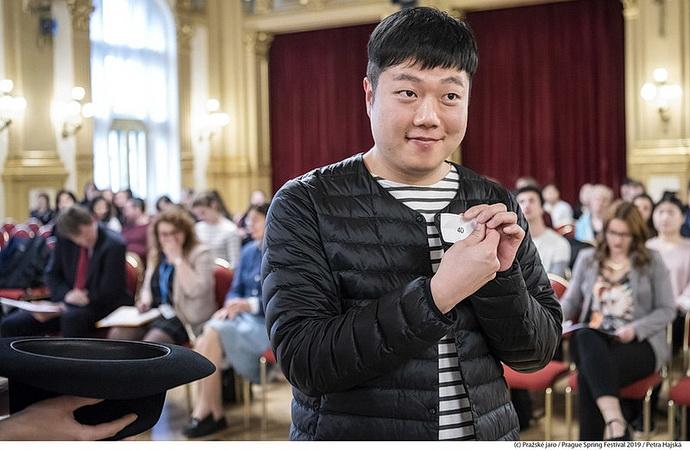 Mezinárodní hudební soutěž Pražské jaro