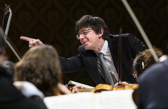 Dirigent Václav Luks