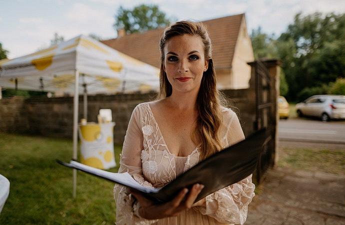 Ester Pavlů (Foto: Michal Barea)
