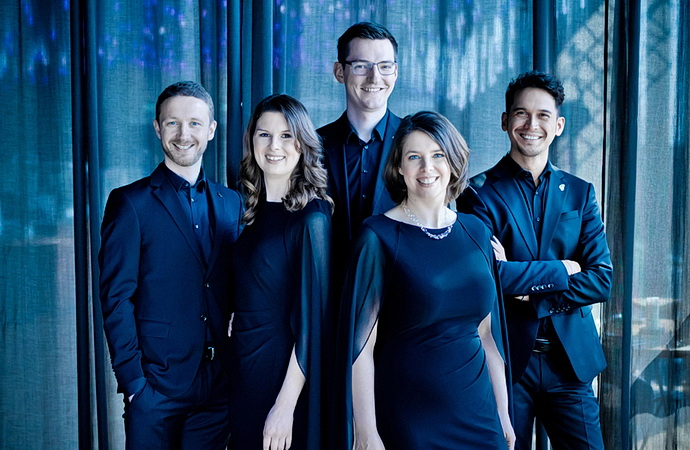 Calmus Ensemble  (Foto: Anne Hornemann)