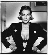 Zpěvačka a herečka Ute Lemper