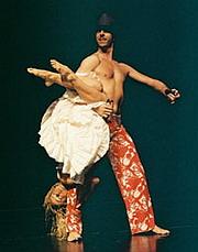 Soubor Larumbe Danza