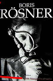 Repro obalu knihy: Boris Rösner