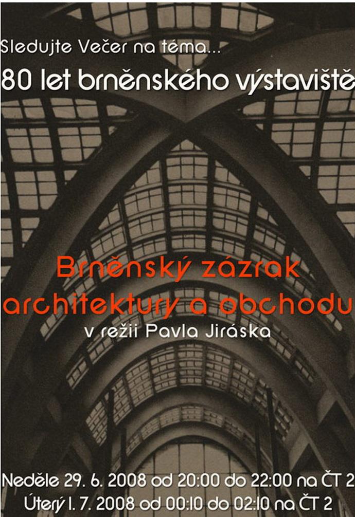 Brněnský zázrak architektury a obchodu