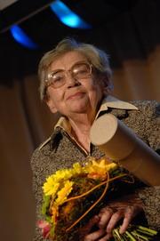 Spisovatelka Ljuba Štíplová