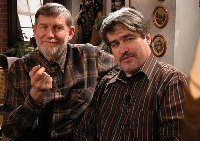 Jan Lukeš a Jan Schmid