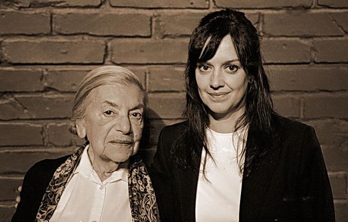 Krásný ztráty: Tereza Brodská a Lenka Reinerová
