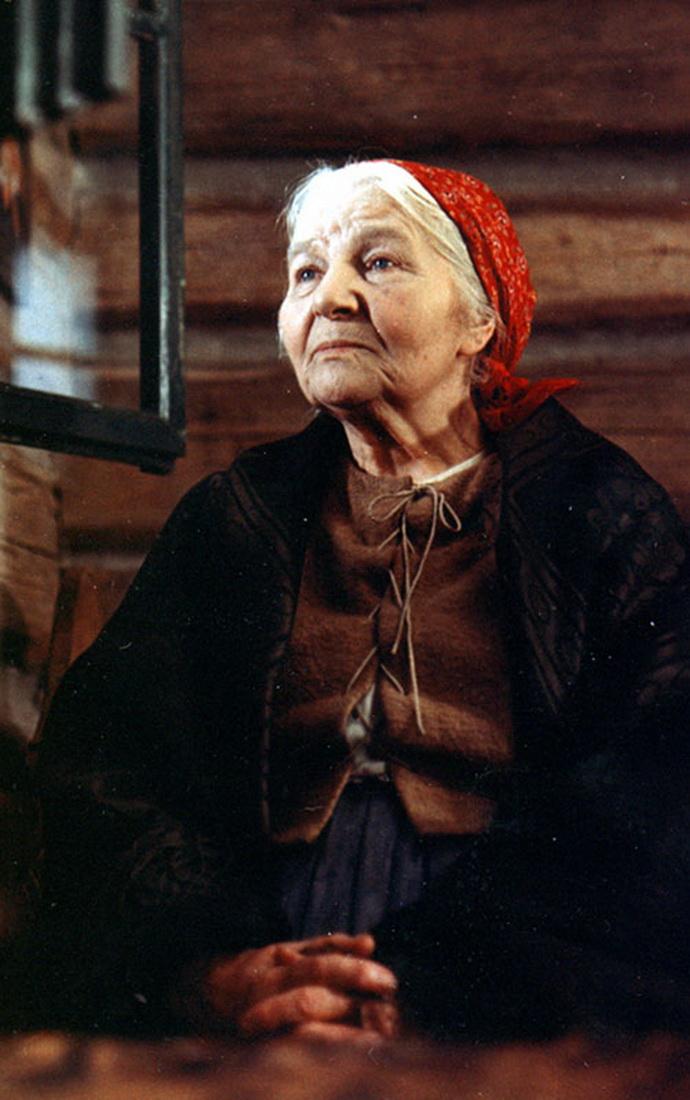 Z filmu Babička