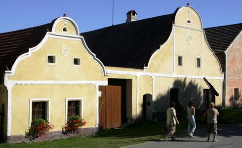 Jihočeské selské baroko - Holašovice