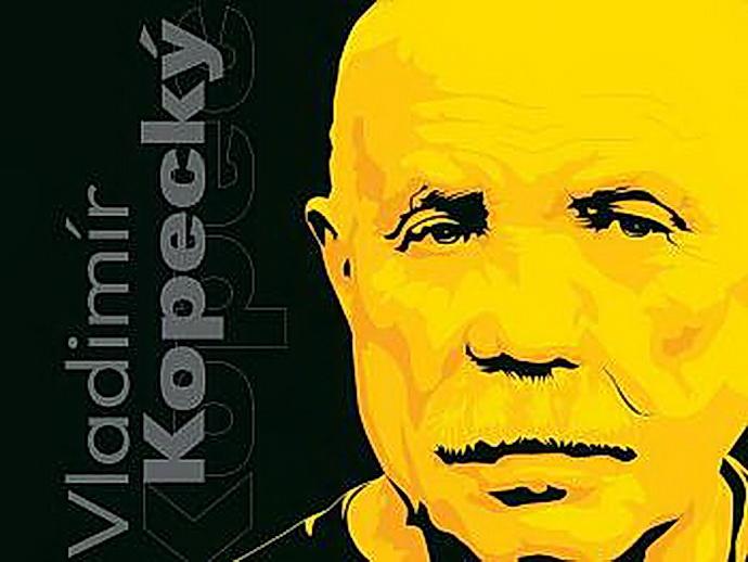 Reprezentativní kniha o Vladimíru Kopeckém