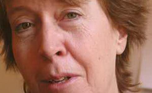 Básnířka Jane Kirwan