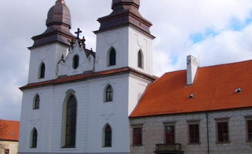 Klášterní baziliky II. Třebíč