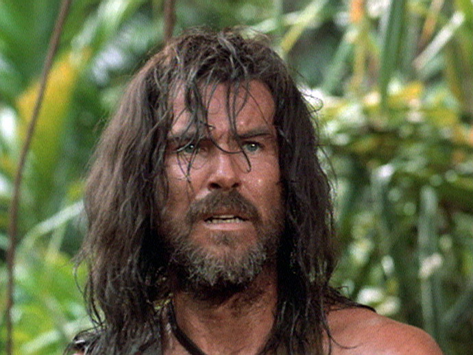 Robinson Crusoe - Pierce Brosnan