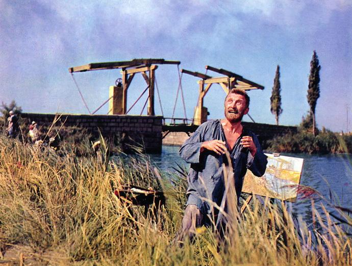 Kirk Douglas - Žízeň po životě